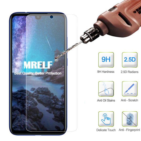 2.5D 9H Screen Protector for Xiaomi Redmi Note 7 Pro Tempered Glass On Phone Protective Film for Xiaomi Redmi Note 7 Glass