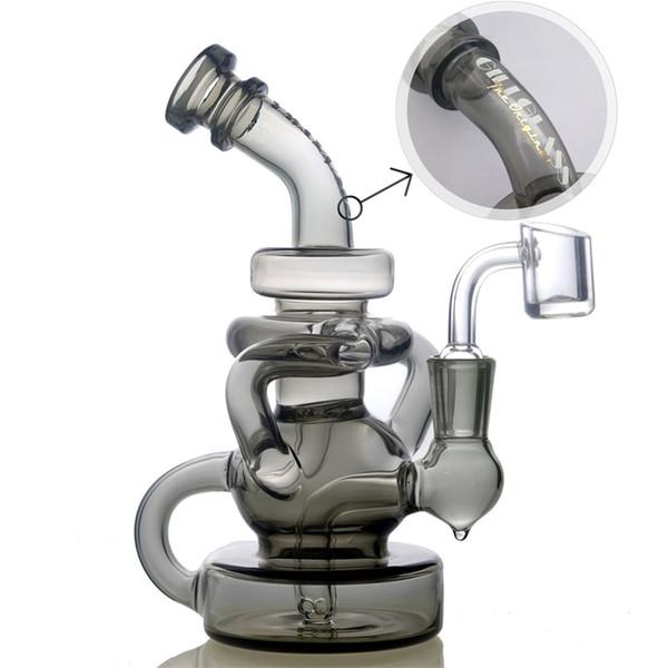 Gili-036 grigio con banger quarzo