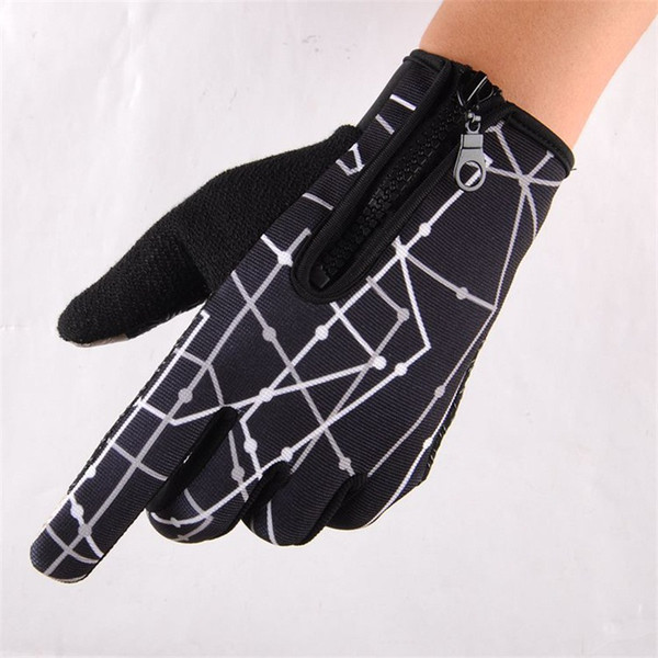 New Pattern Glove Long Fingers Riding Ventilation Sports Gloves Non Slip Touchable Screen Camping Equipment Autumn Men Women 10ax N1