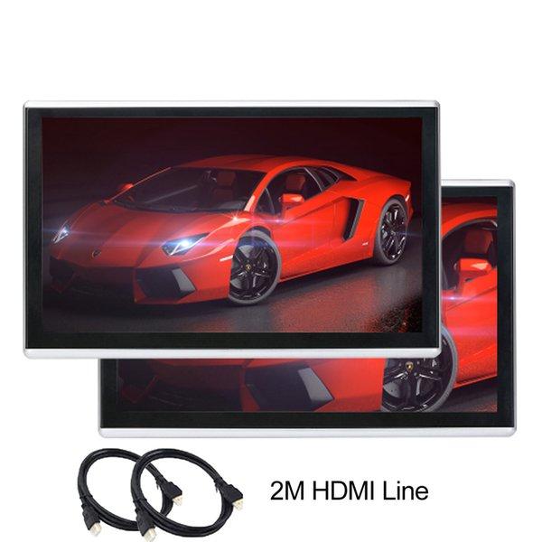 2 جهاز كمبيوتر شخصى مع كابل HDMI 2M