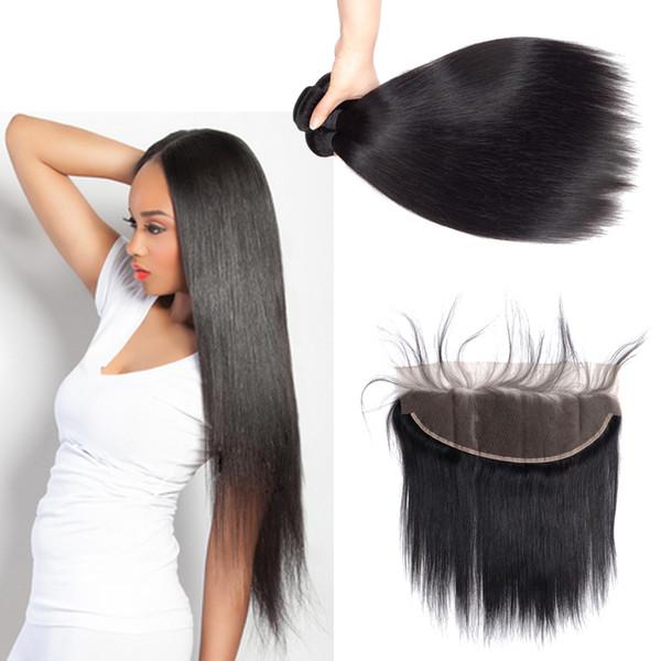 Ucuz 9a Ile Brezilyalı Bakire Saç Kapatma 3 Demetleri Ile Kapatma İnsan Saç Dokuma brezilyalı vücut dalga saç demetleri ile kapatma