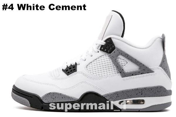 # 4 White Cement