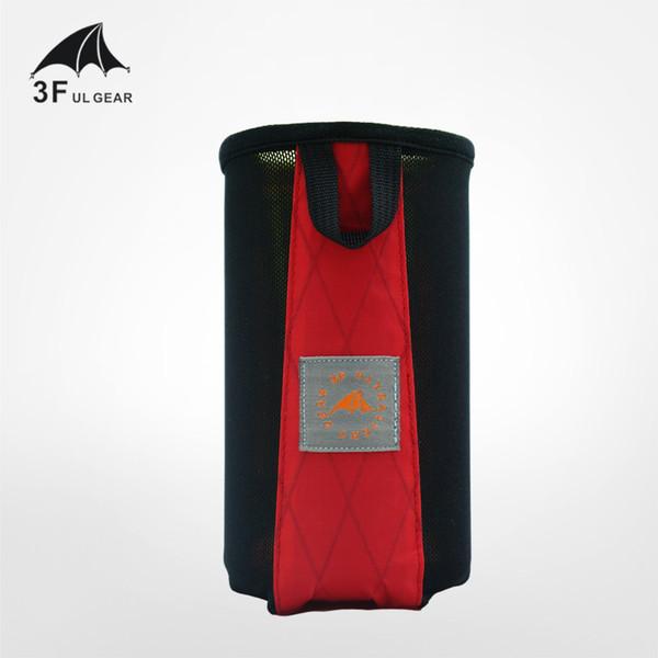 3F UL DIŞLI Açık Seyahat Su Şişesi Çantası Taşınabilir Çanta Dış Su Şişesi Set Dış Asılı Aksesuarları