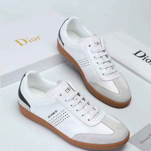 High quality fashion autumn and winter new casual shoes original simple men's driving shoes perfect comfortable breathable men's running sho