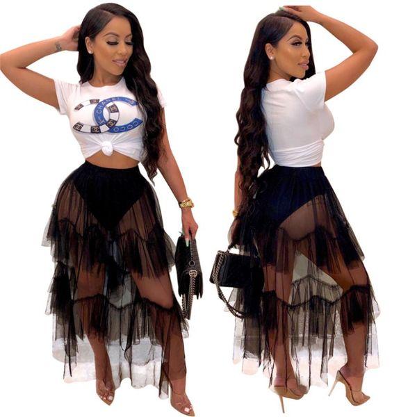 Bayan tasarımcı T Shirt kısa kollu Baskı T-Shirt Rahat Kadın Bayanlar Seksi T-Shirt Tees Tops Kadın Giyim klw2116