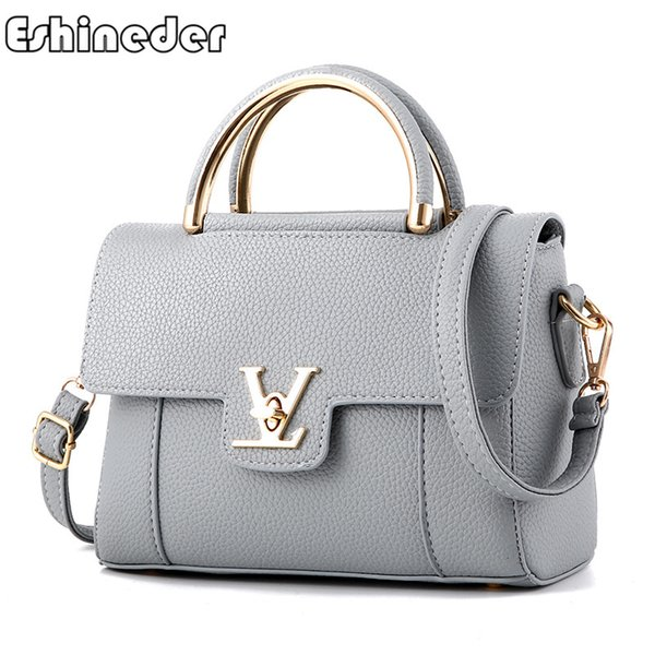 a3a96453039 Flap V Women'S Luxury Leather Clutch Bag Ladies Handbags Brand Women  Messenger Bags Sac A Main Femme Famous Tote Satchel Laptop Bags From  Lovelaputa, ...