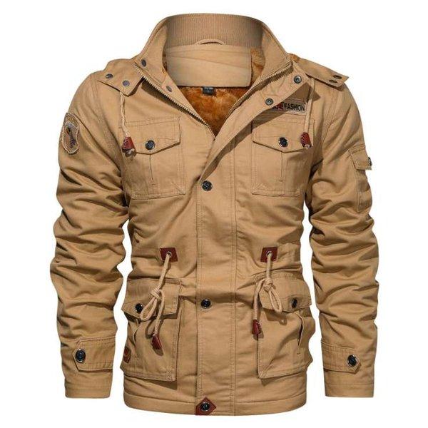 Herbst und Winterjacke Mann Wintermäntel Mäntel Designer-Jacke verursachender Männer Leichtes Outwear Plus Size Drop Shipping