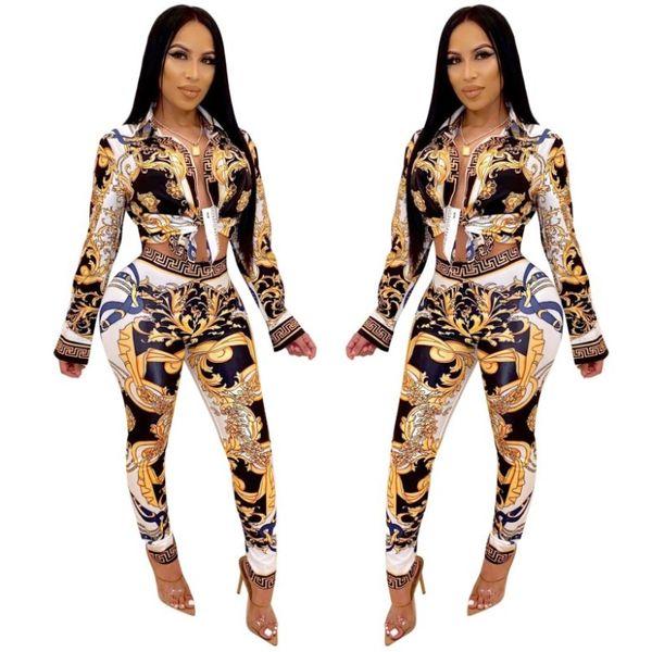 Womens abiti a maniche lunghe 2 pezzi tuta da jogging sportsuit giacca leggings sportivo pantaloni felpa vestito di sport klw3174 caldo