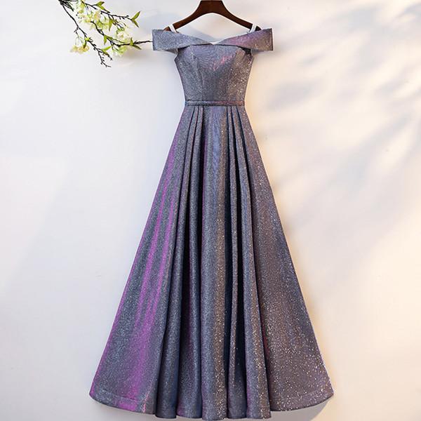 Khaki New Elegantes Abendkleid Schulterfrei Bodenlangen Cheongsam Vintage Edle Qipao Hochzeit Weibliche Dünnes Kleid S-3XL