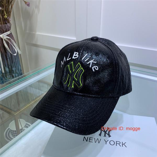 Tasarımcı 2019 Nakış şapkalar caps erkekler kadınlar için marka tasarımcısı Snapback Kap erkekler beyzbol şapkası golf gorras kemik şapka ücretsiz kargo