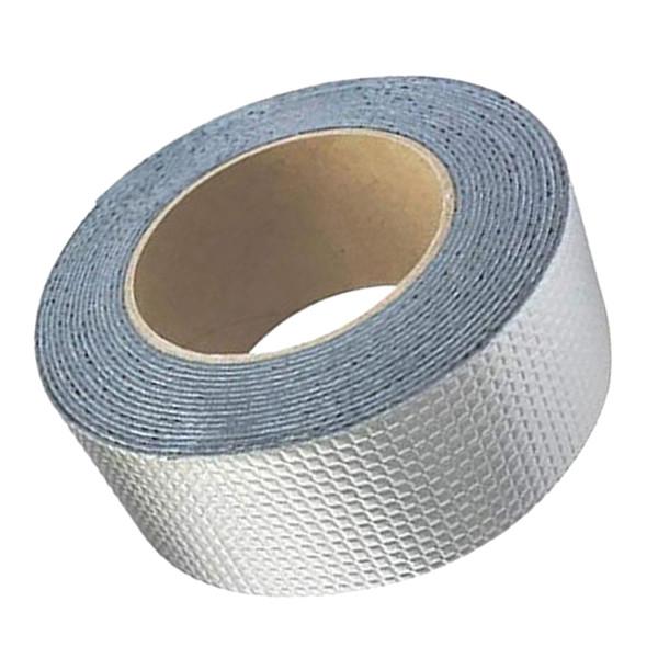 top popular External Rubber Aluminum Foil Butyl Tape Window Sill Gap Pipe Rupture 2021