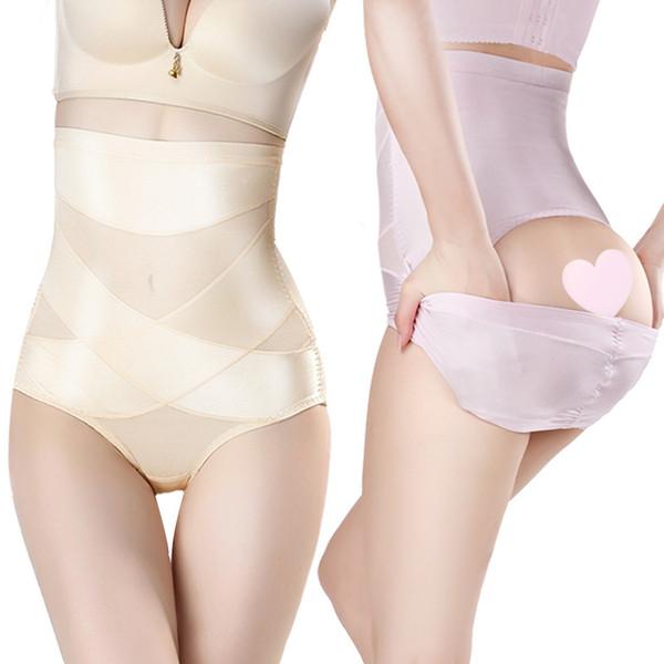 2019 Moda Yüksek Bel Külot Zayıflama Pantolon Doğum Analık Intimates İç Şekillendirici Eğitim Korseler Kontrol Külot