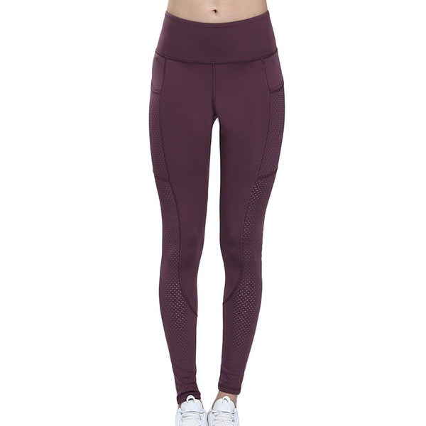YIRANSHINI Super Stretchy Gym Tights Energy Seamless Tummy Control Lady Yoga Pants High Waist Sport Leggings Black Running Pants #958957