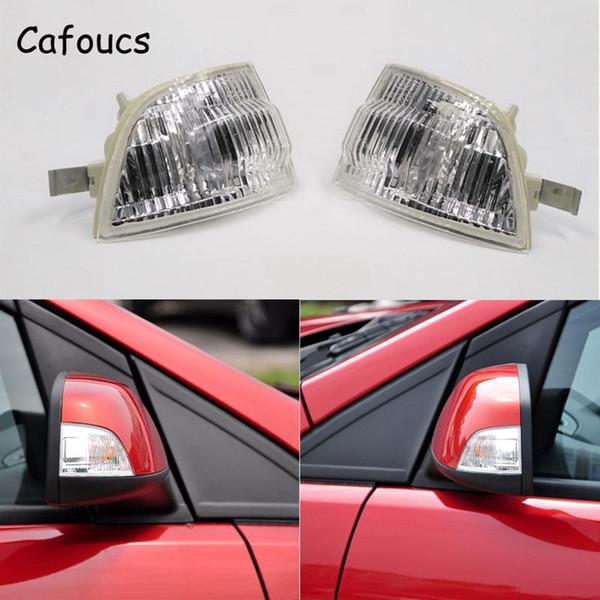 Luz de intermitencia del espejo retrovisor del coche para Ford Focus C-MAX 2003-2013