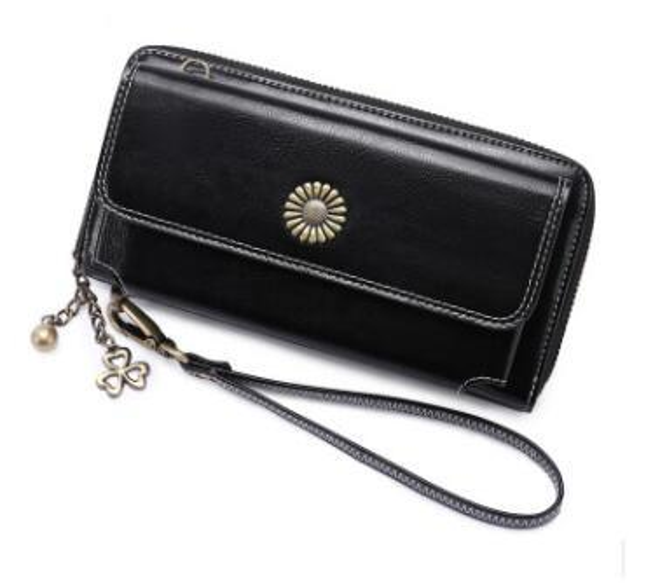Hot Sale Brand Leather Women Wallet Female Purse Long Lady Clutch Money Bag Zipper Coin Purse Carteira Feminina