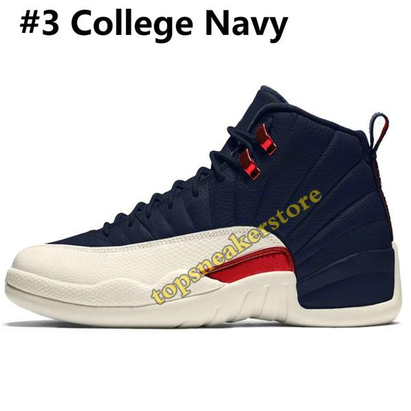 # 3 College Navy