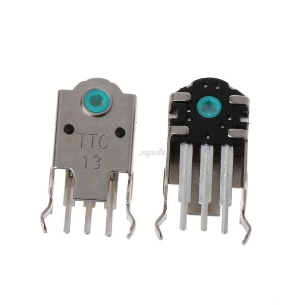 9mm/10mm/11mm/13mm Green Core 9mm/11mm Red Core 2Pcs Original TTC Mouse Encoder Mouse Decoder Highly Accurate