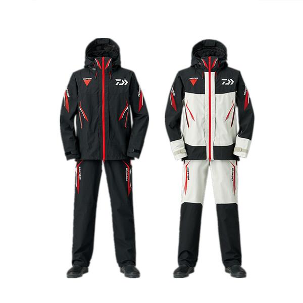 2020 fishing clothing sets men jacket breathable outdoor sportswear suit winter fishing shirt pants clothes thumbnail