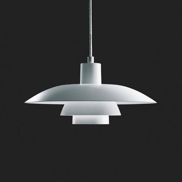 Lámpara LED moderna caliente Dinamarca Louis Poulsen PH3 Lámpara colgante Lámpara de dormitorio Oficina Sala de estar Lámpara colgante Lámpara de montaje