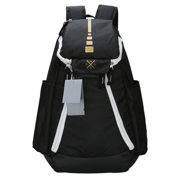 top popular Famous Brand Designer Backpack National Team Olympic Backpacks Large Capacity School Bag Travel Bag High Quality Basketball Backpacks 2019