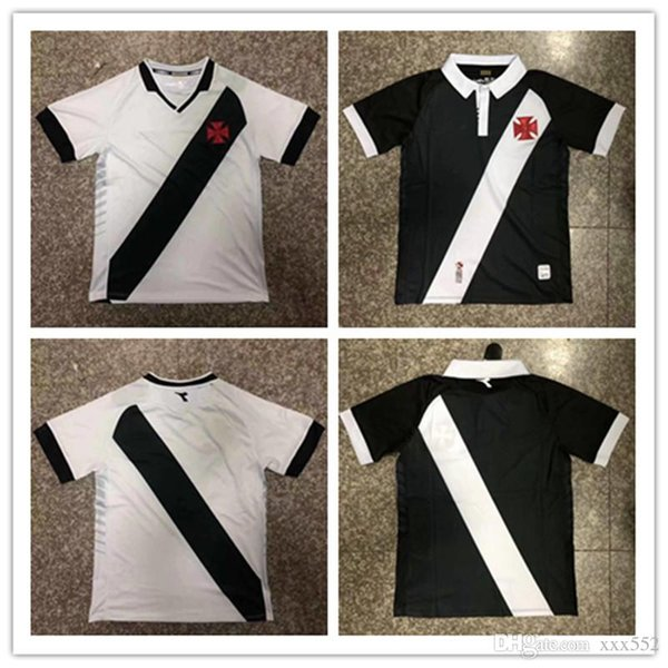 2019-2020 nuovissima maglia da calcio Vasco da Gama di qualità tailandese MAXI Y.PIKACHU A. RIOS PAULINHO maglie da calcio 18 19 Maglia da calcio Da Gama