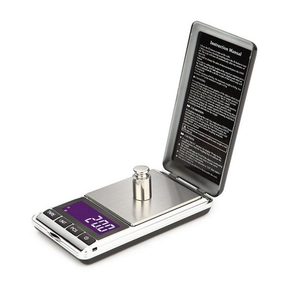 100g 0.01g 200g 0.01g Taşınabilir Dijital Ölçeği Elektronik Cep Takı Ölçeği Hızlı Kargo WB628