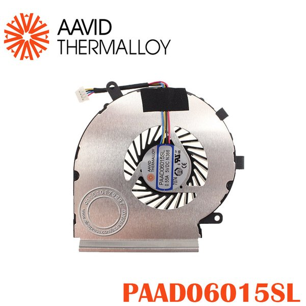 Fan Fans Cooling NEW FOR MSI GE62VR GE72VR GP62MVR GL62M CPU FAN PAAD06015SL N366