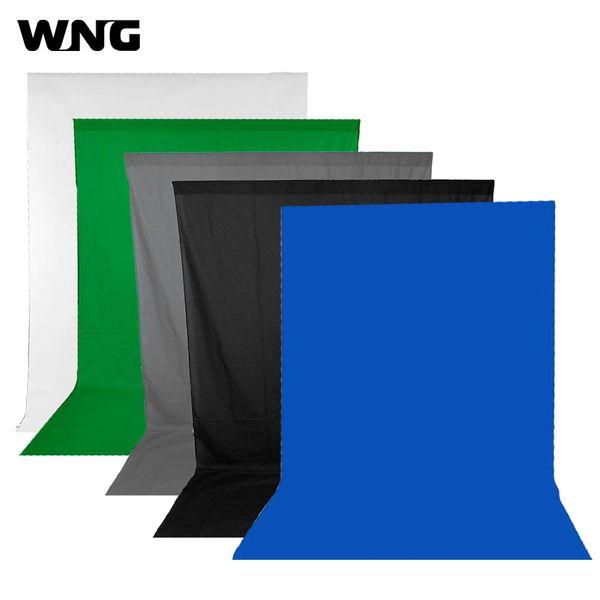 hoto Studio Sfondi Fotografia Fondale 300 * 400 CM Video Fotografia Fotografia Illuminazione Studio Mussola Sfondo Nero Bianco Grigio Verde B ...