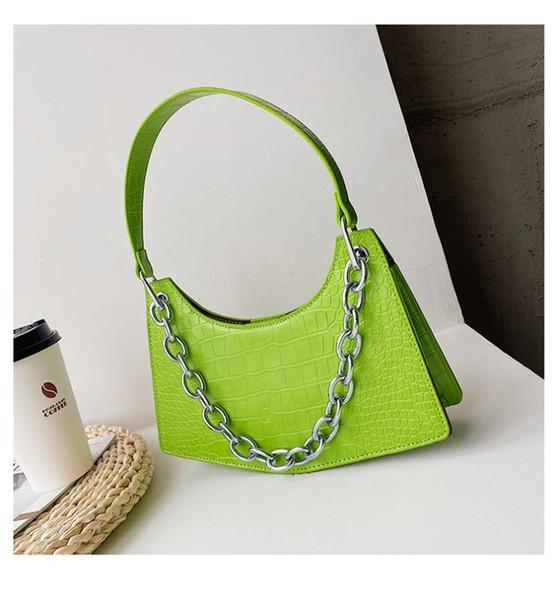 Vert sac à bandoulière