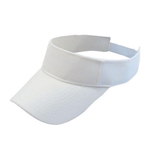 Outdoor Adjustable Tennis Beach Hats Hiking Plain Visor Hat Sport Cap Women Men Outdoor Caps 7 Colors