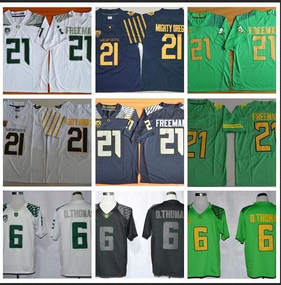 online retailer f7691 204d6 2019 Mens Oregon Ducks Royce Freeman Weebfoot 100th Rose Bowl Game American  College Football Jersey Size S 3XL From X1223, $21.12 | DHgate.Com