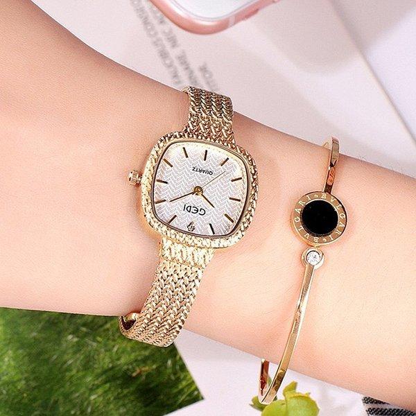 Gold-White