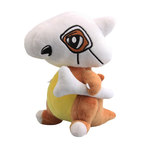 """Hot ! New Cubone Pikachu Soft Doll Plush Toy For Kids Christmas Halloween Best Gifts 7"""" 18cm"""