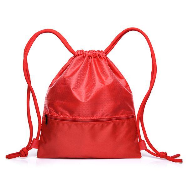 Drawstring Bags Drawstring Back Pack Sport Gym Sack Pack Outdoor Sports Stuff Bag String Sack Basketball Football Bags