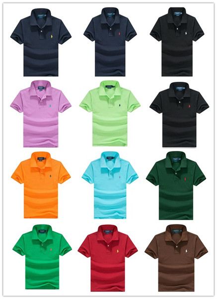 Mens Luxury Designer Shirts Male Summer Turn Down Collar Short Sleeves Cotton Shirt Men Casual Polo Tops 01