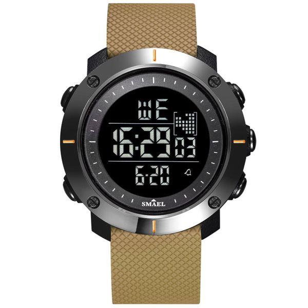 Smael Watch Fashion Men Watches Men Led Digital Watches Sports Multi-function Electronic Wristwatch mannen horloge