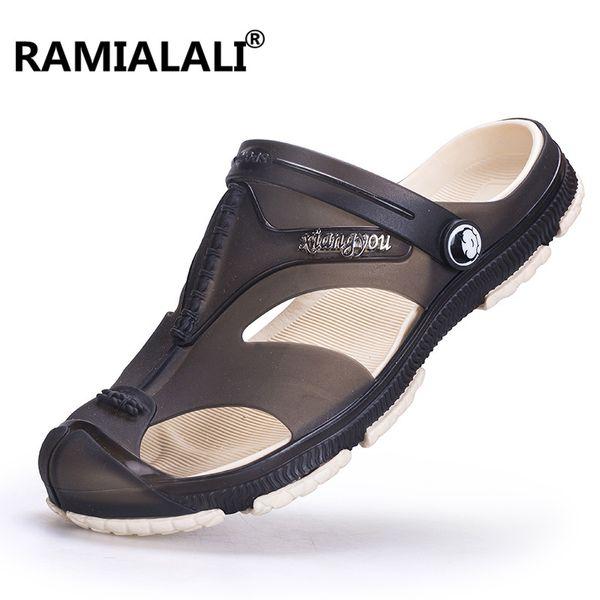 Erkek Çevirme Sandalet Rahat Erkekler Ayakkabı Yaz Moda Plaj Çevirme Flop Terlik Sapatos Hembre Sapatenis Masculino