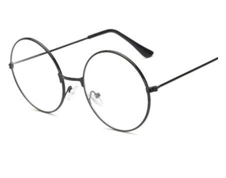 Transparent freie Objektiv-Brillen Gefälschte Optische Brillen Rahmen für Frauen Myopie Glas Brille Brillen Computer Brillen 00