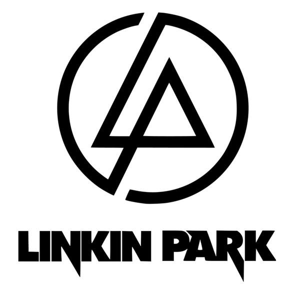 Wasserdicht geschrieben Linkin Park Aufkleber für Auto Laptop Trolley Kühlschrank Skateboard Graffiti Sammelalbum Fahrrad Aufkleber Aufkleber Spielzeug