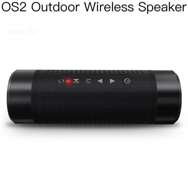 JAKCOM OS2 Outdoor Wireless Speaker Hot Sale in Bookshelf Speakers as 2018 amazon high frequency driver portable dac