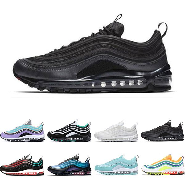 97 nike air max neon soul nere