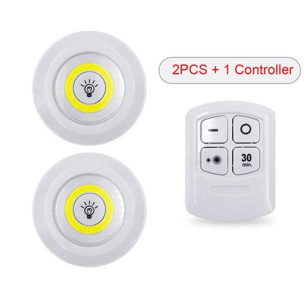 1 / contrôleur + 2 / lumière
