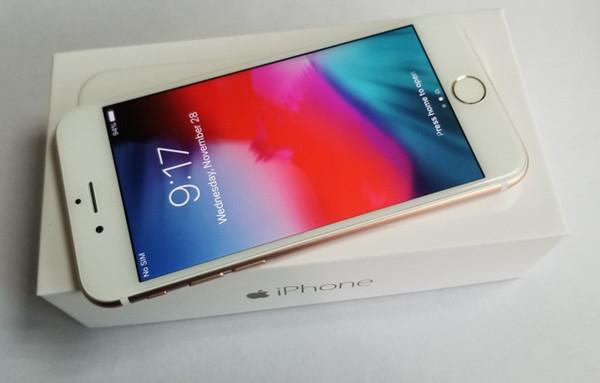 IOS 12 Apple IPHONE 6 6plus 16GB 64GB 128GB WELTWEIT GSM UNLOCKED RAUMGRAU / GOLD / SILBER Renoviertes halbes Jahr Garantie
