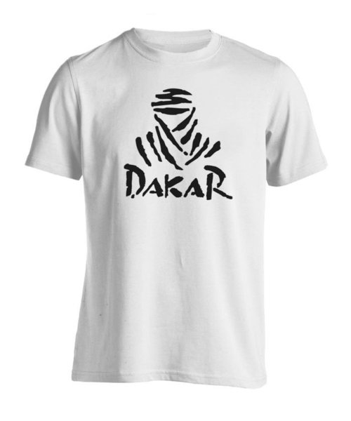 New T-Shirt Dakar Rally Car Men's T-Shirt Size S-M-L-XL-XXL