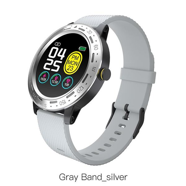 gris Band_Silver