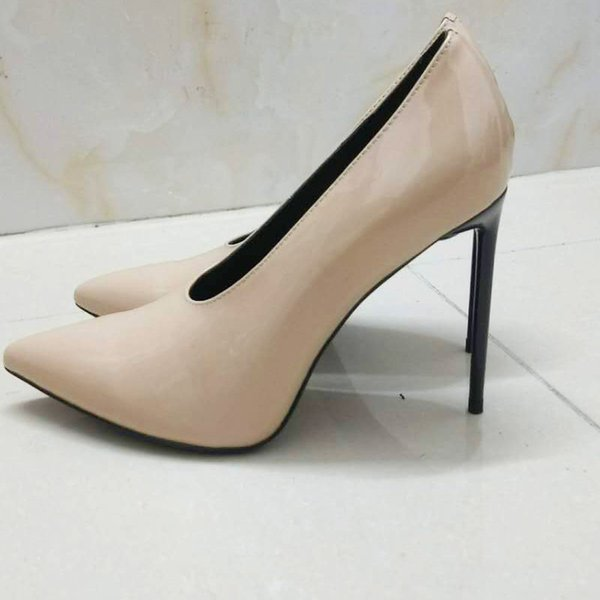 New Fashion Women'S High Heels Transparent Material Soft And Comfortable Ladies Women'S Shoes Dress Heel Height: 10cm Size 35 42 X2 Dansko Shoes