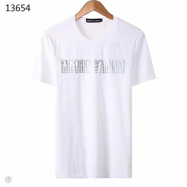 2018 новая летняя пара с короткими рукавами футболки POLO shirt628 #