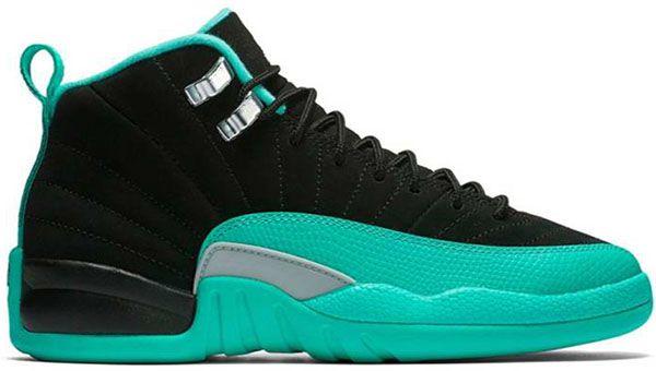 Yeni 12 erkekler basketbol ayakkabı Koyu gri gama mavi playoff yüksek kurt yün gri GS Barons spor fransız mavi spor salonu kırmızı sneaker