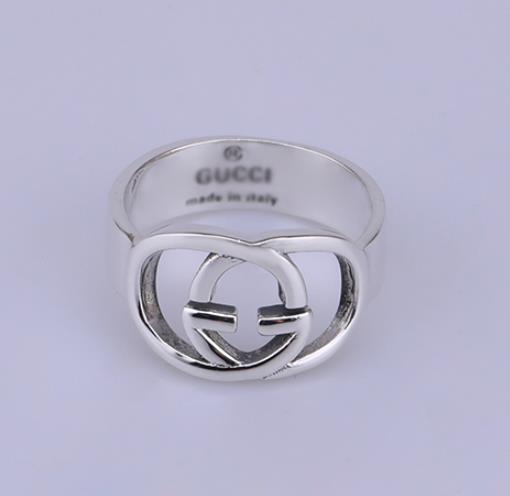 Diseñador nuevo 925 joyería fina de plata antigua de plata antigua hecha a mano hecha a mano de Hip hop para hombres y para mujer anillos de regalo Adornos