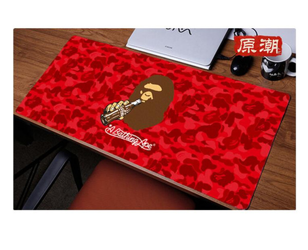 top popular Camouflage 70x30cm Popular Computer Stand-Alone Game Mouse Mad for The Elder Scrolls v Skyrim Large Gaming Mouse Pad Free Shipping 2020